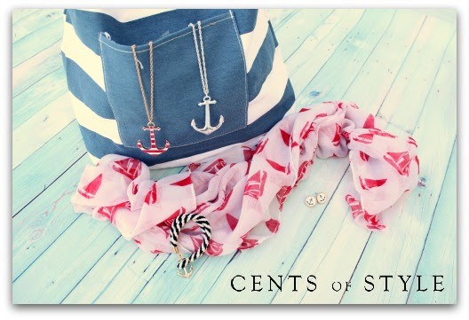 nautical accessories 01, cents of style ,fashion friday