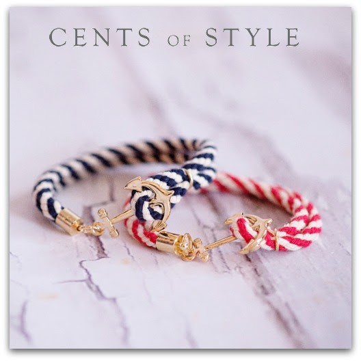 nautical accessories, rope bracelets, anchor rope bracelets