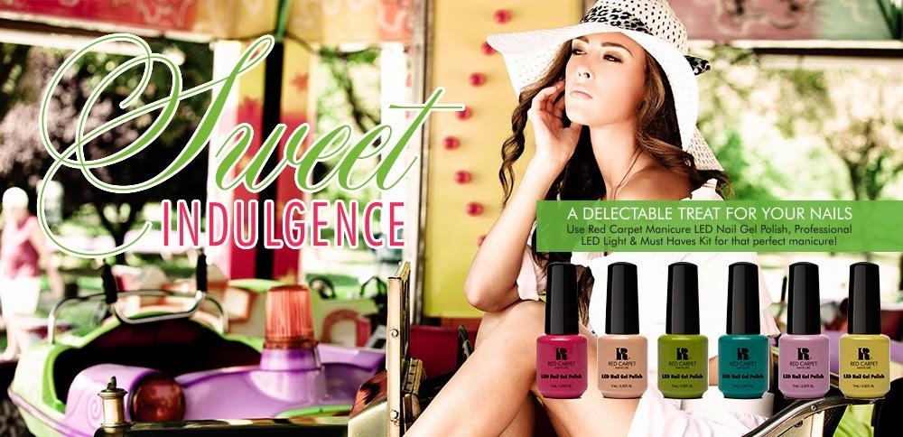 Red Carpet Manicure Sweet Indulgence 2014