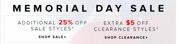 Shoe Dazzle Memorial Day Sales