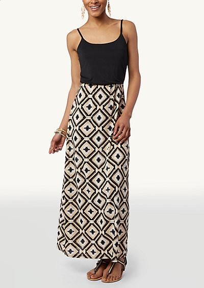 Southwest Maxi Dress