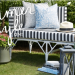 Get Your Summer Outdoor Style On & Create A Tucked Away Escape Just For You