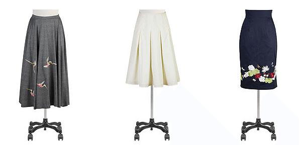 choosing the right skirt type 03, eshakti skirts