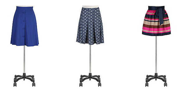 choosing the right skirt type 04, eshakti skirts