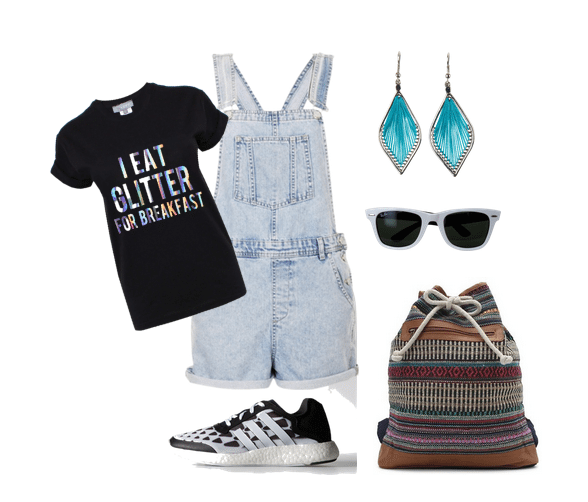 Cute Outfit Ideas of the Week # 36 - Featuring adidas Pure Boost Special Edition | Mom Fabulous
