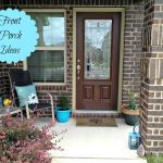 Sprucing Up the Front Porch: Pictures of Mine + Tips