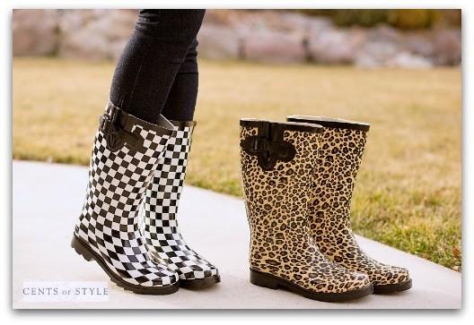 Rain boots, wellies