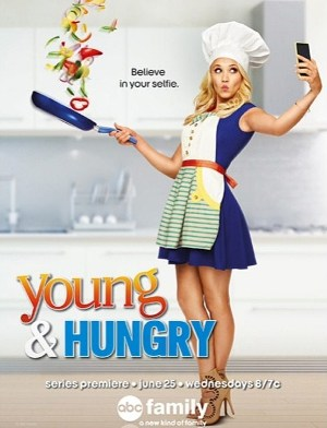 Young & Hungry, #youngandhungry, abc family