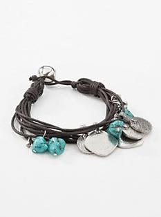 atlantis coin bracelet j jill