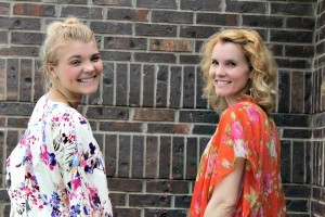 A Tale of Two Kimonos: One Purchased & One DIY'd