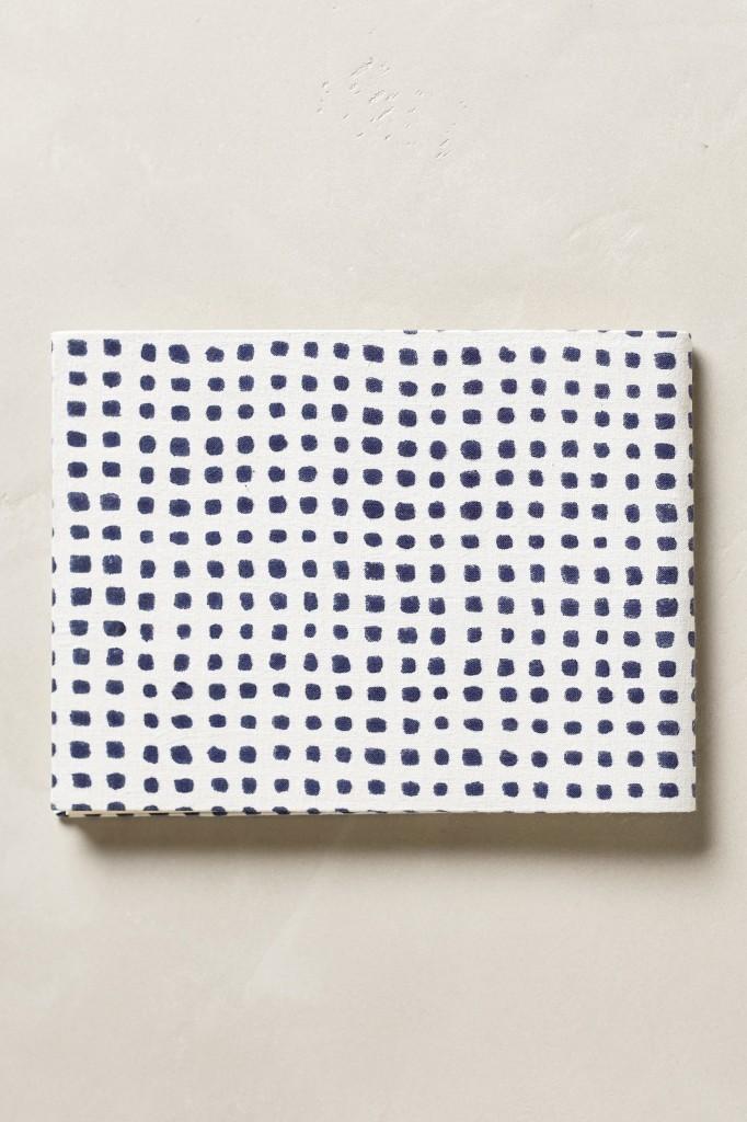 Lost + Found Checkered Journal