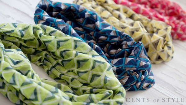 Cents of Style Blowout, scarf sale