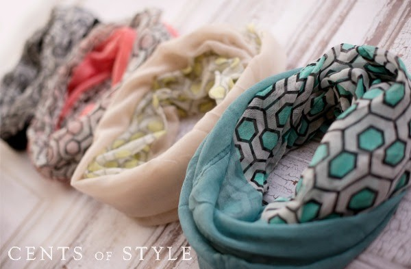 cents of style scarf blowout, scarf sale