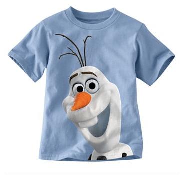 Disney Frozen Olaf Tee