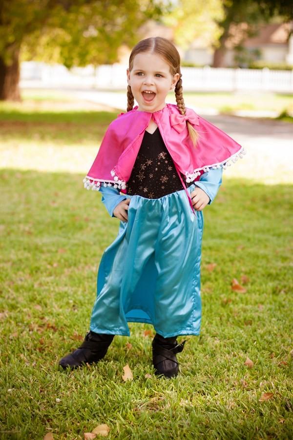 Frozen princess dress, frozen anna dress, princess dress, frozen inspired dress
