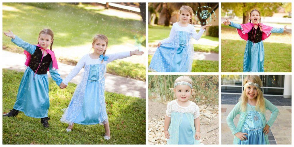 frozen dresses, frozen inspired dress, frozen anna dress, frozen elsa dress