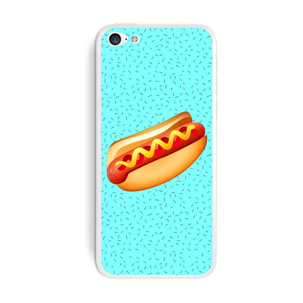 Hot Dog iPhone 5c skin