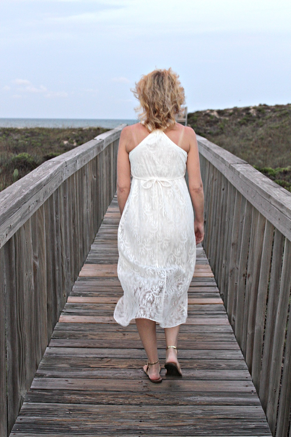 racer back lace dress, white lace dress, lookbook store, white dress, dress for the beach