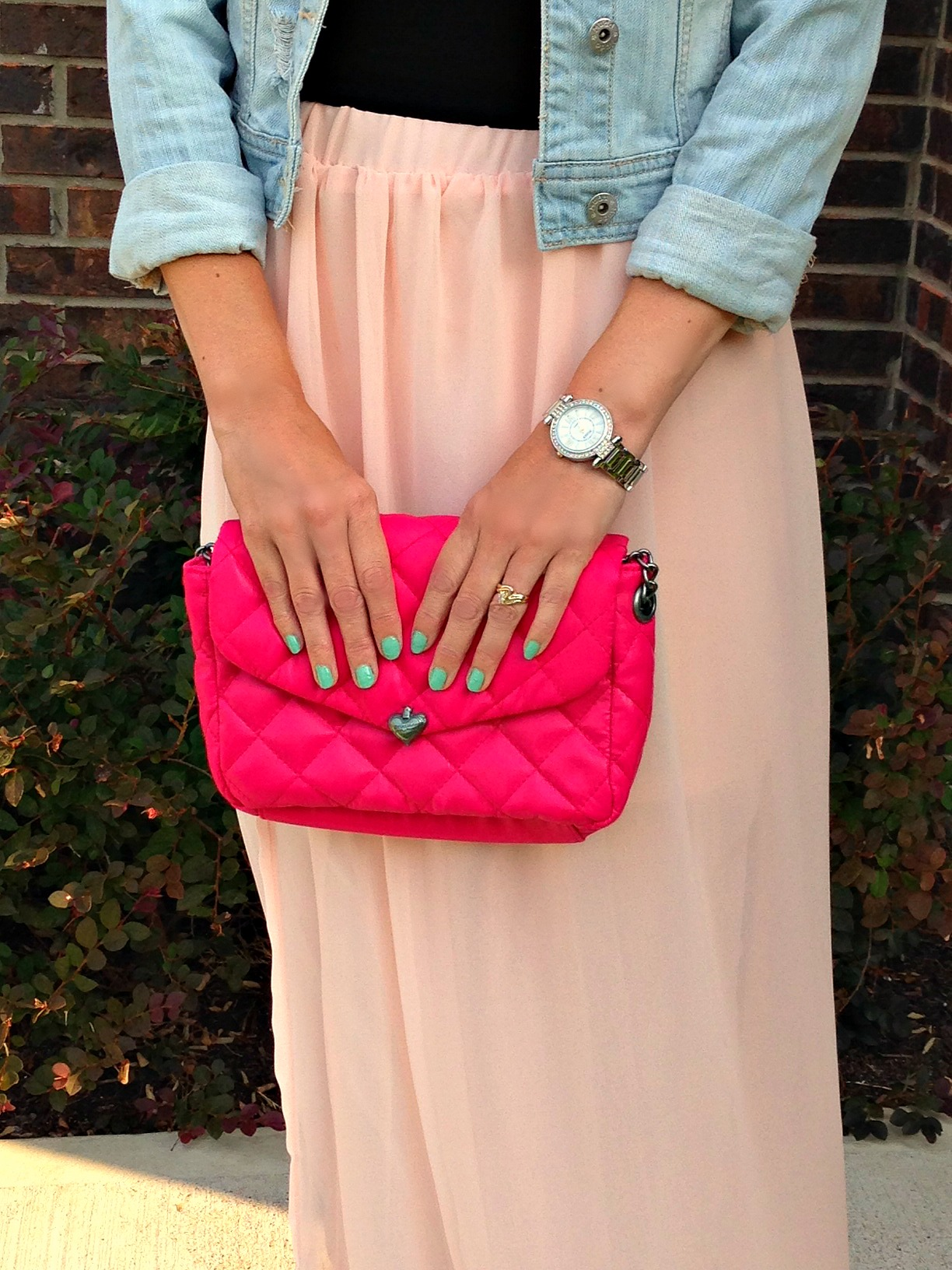 Lookbook Maxi Skirt