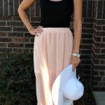 One Maxi Skirt, Two Ways + The Essential Summer Floppy Hat