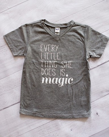 every little thing she does t shirt