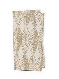 foliage cloth napkins