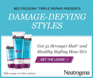 Neutrogena triple repair, hair repair