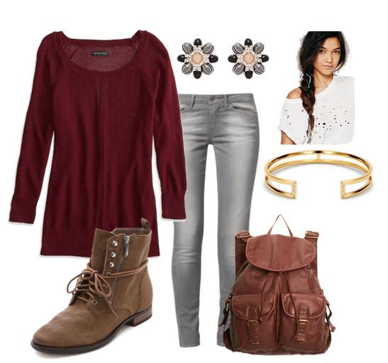 1dcf38aff Back to School Outfit Ideas Teen Girls