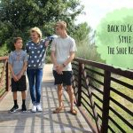 Back to School Style: Shoe Trends Featuring My 3 Kids