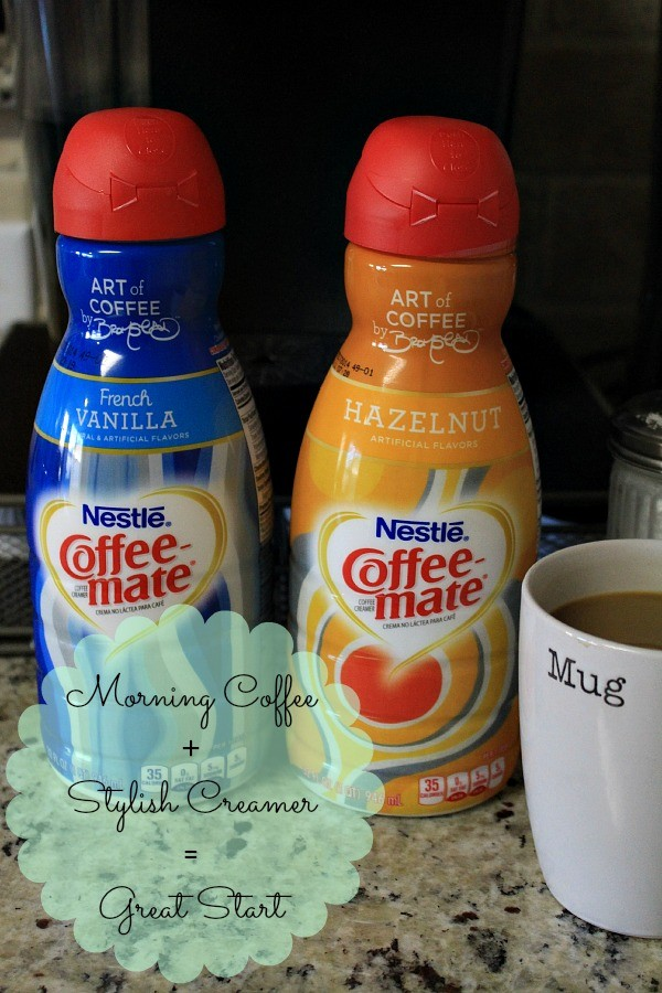 David Bromstad Coffee-mate from Target