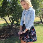 Falling for Floral: Fall Fashion 2014