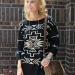 Embracing the Tribal Trend; My New Favorite Fall Sweater