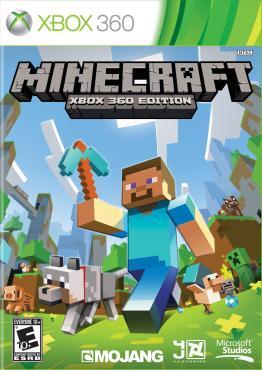 Minecraft video game, Redbox Games Week, Redbox video games