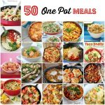 50 One Pot Meals for Busy Nights