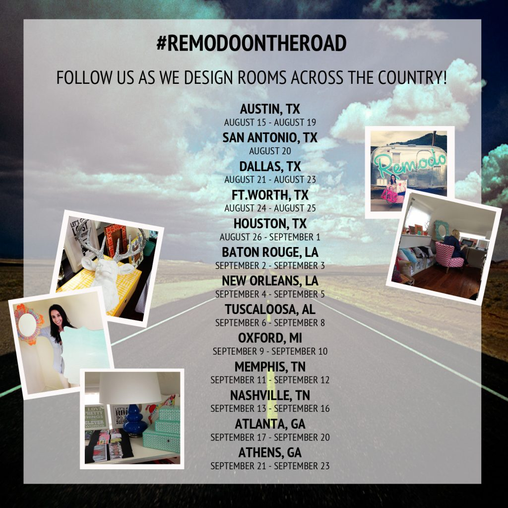 remodo on the road tour