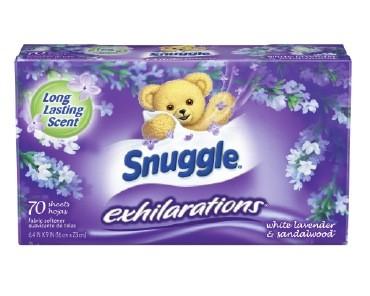 70ct Snuggle Exhilarations Lavender Sandalwood