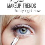Five Fall Makeup Trends to Try Right Now
