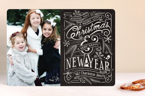 Minted 2014 Holiday Cards, Christmas Cards, Holiday Photo Cards, Minted