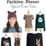 The Cutest Animal Inspired Fashion Pieces You've Ever Seen