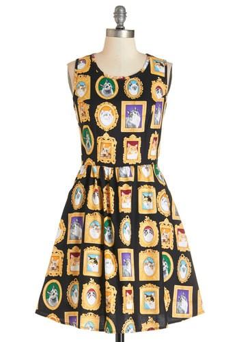 Cat Dress 01