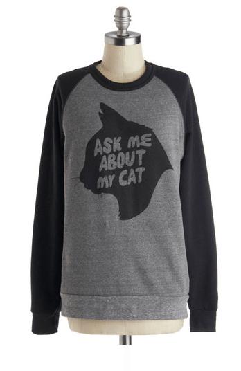 Cat Shirt 02