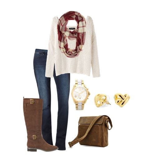 Cute Outfit Ideas for Fall 01