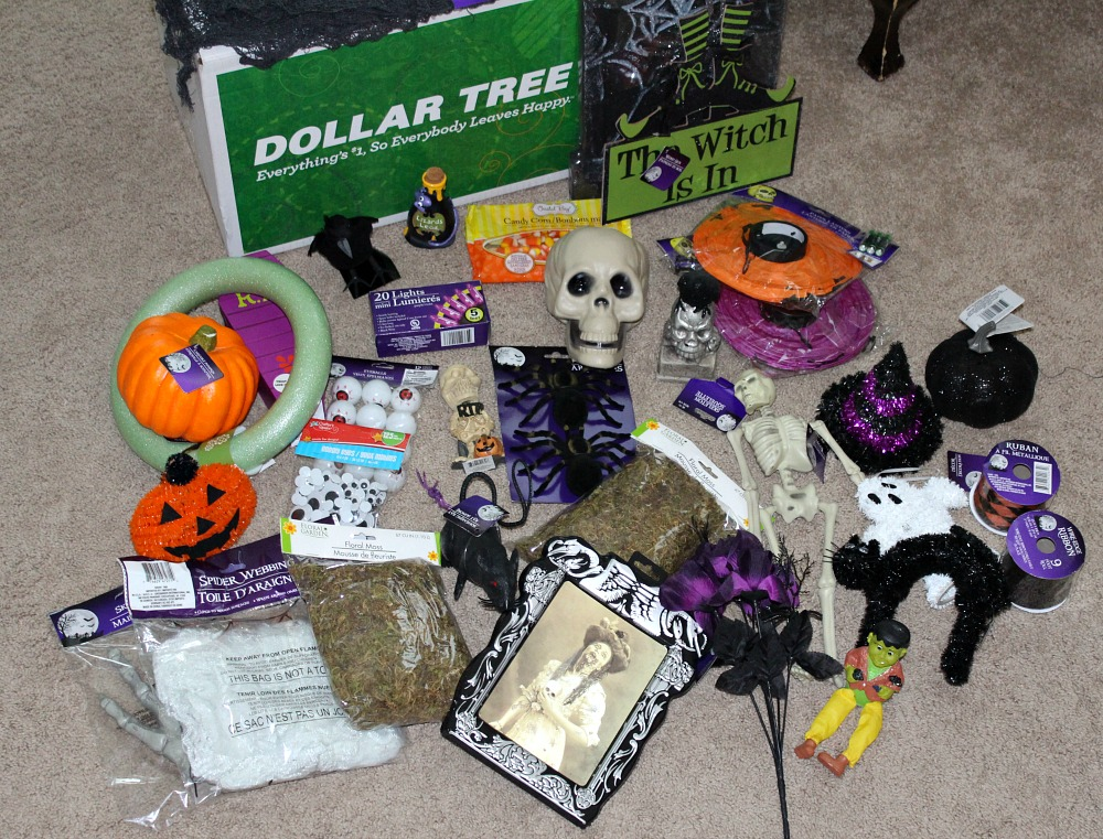 Halloween Decoration Ideas Dollar Tree