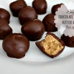 The Best Chocolate Peanut Butter Balls Recipe Ever!