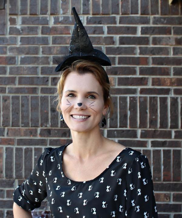 Easy Halloween Costume for Women 02