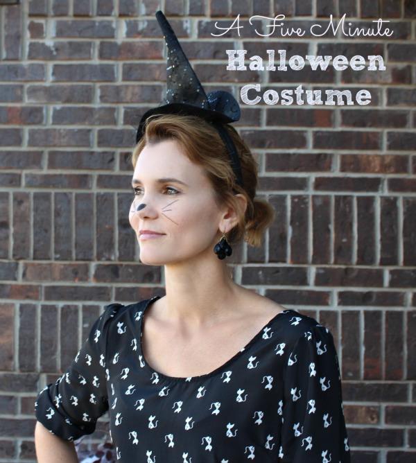 Easy Halloween Costume for Women