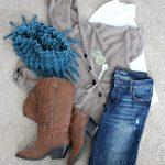 Fall Fashion: Casual Weekend Wear