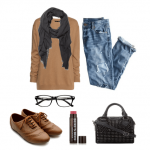 Outfit Idea of the Day #3 – Break Out the Oxfords