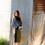 Monday Style Steal – Leather Pencil Skirt Only $10.95 & Free Shipping