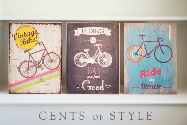 bicycle wall art 02